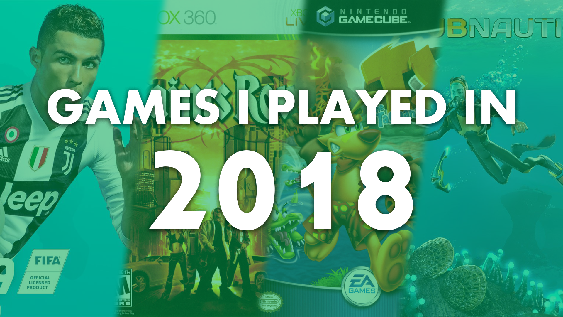 11 Games I Played In 2018